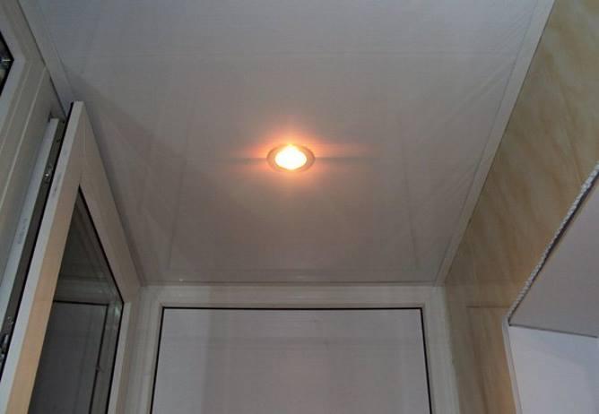Галогеновое освещение