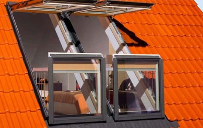 Раскладной балкон