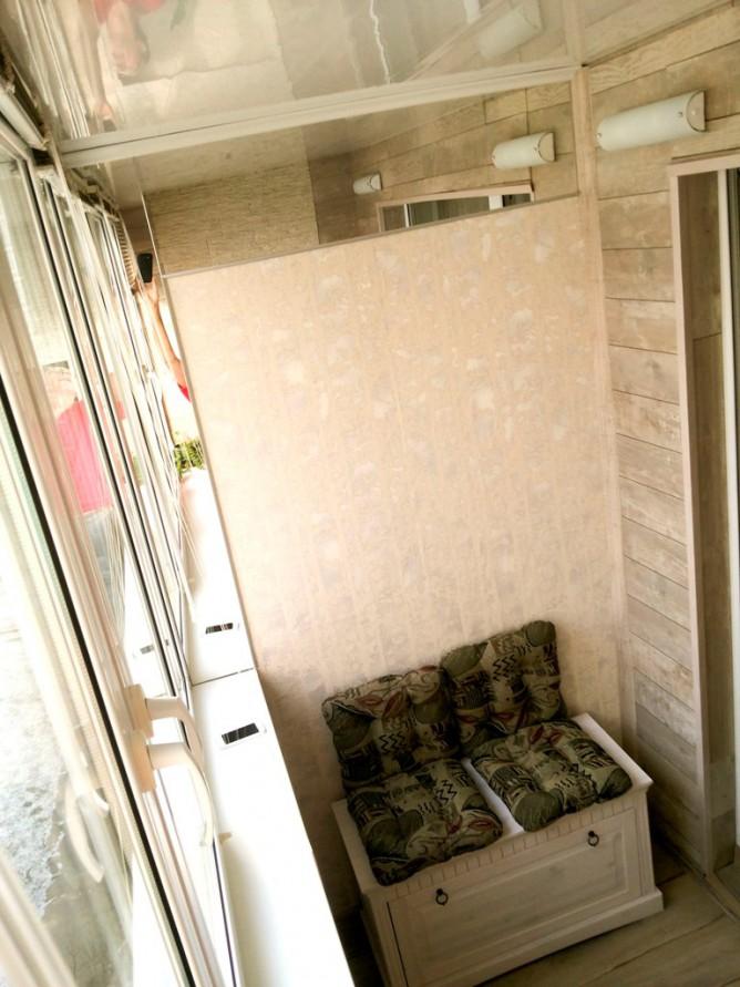 Сторона балкона
