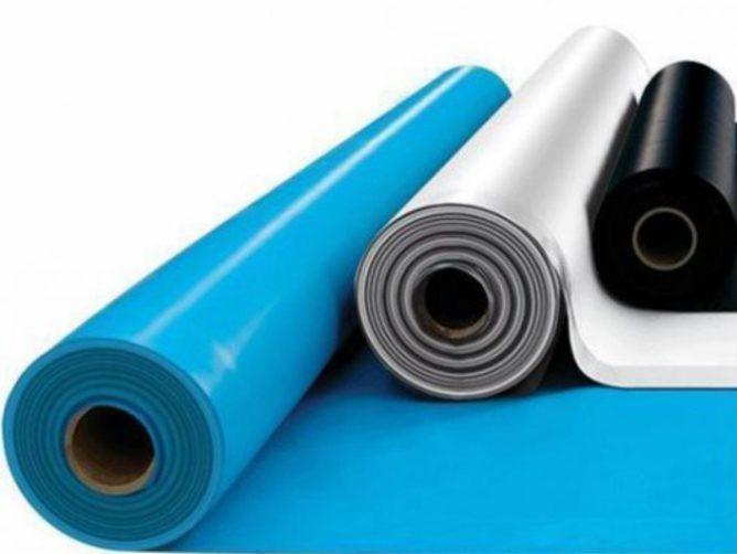 Рулонные материалы для гидроизоляции