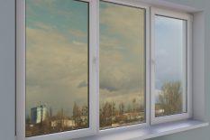 Затемнение стекол