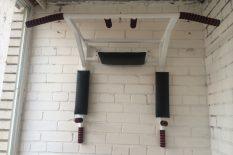 Силовой тренажер на балконе